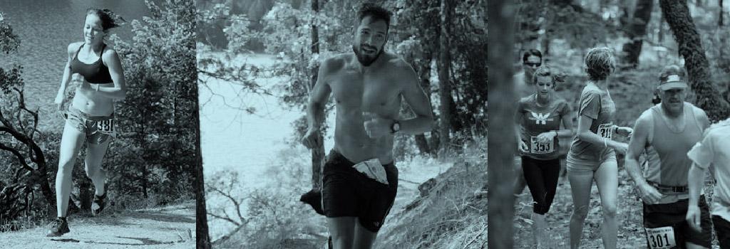 Granite Man Oregon, 10 Mile Mountain Run